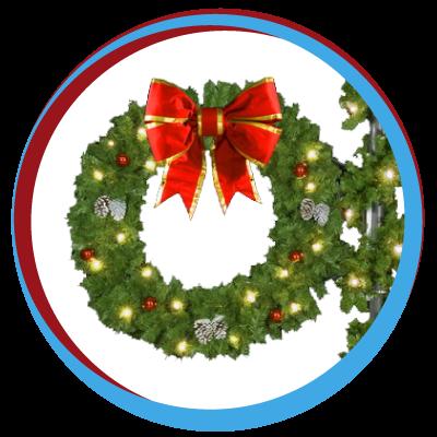 CHRISTMAS - Home - Northern Lights Display Banners, Flags, Lighting & More!