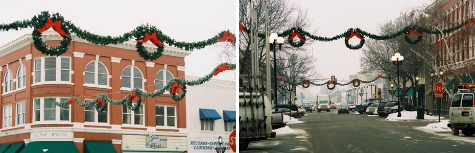 previousnext - Municipal Christmas Decorations