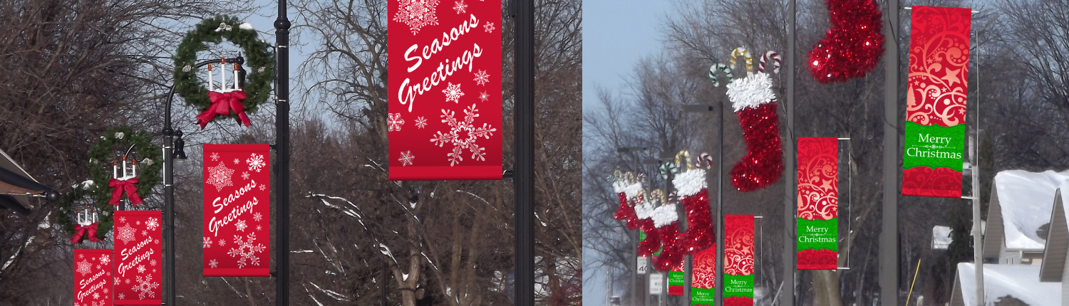 Commercial Grade Christmas Decorations